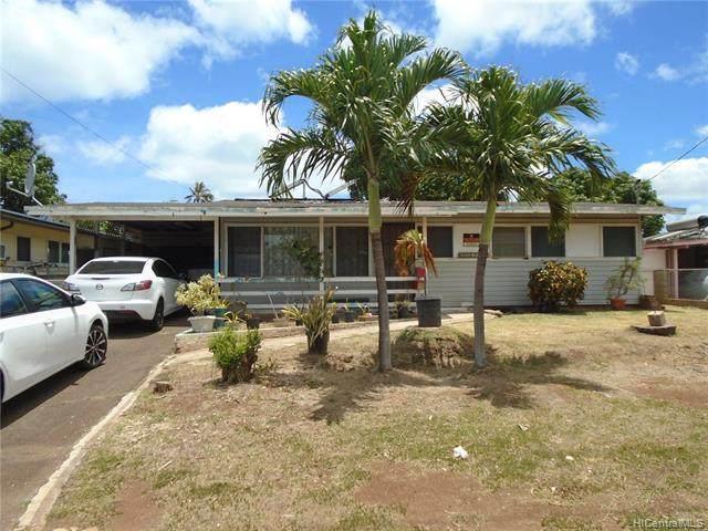 Address Not Published, Ewa Beach, HI 96706 (MLS #202012756) :: The Ihara Team