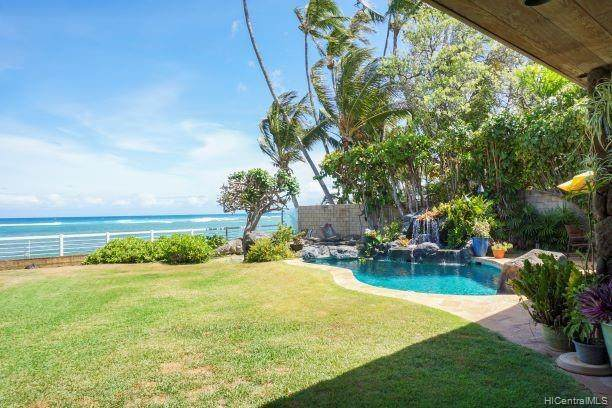 4391 Kahala Avenue, Honolulu, HI 96816 (MLS #202012857) :: Barnes Hawaii