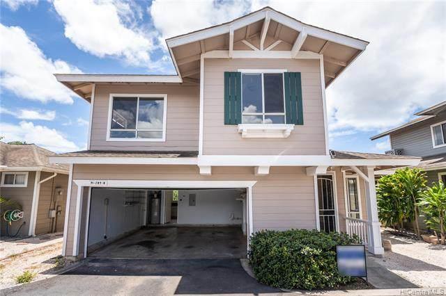 91-209B Hoewaa Place, Kapolei, HI 96707 (MLS #202014218) :: Keller Williams Honolulu