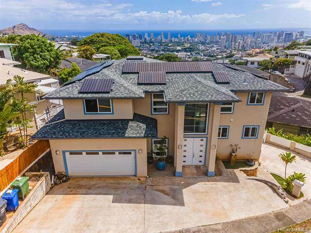 2029 St Louis Drive, Honolulu, HI 96816 (MLS #202014447) :: Elite Pacific Properties