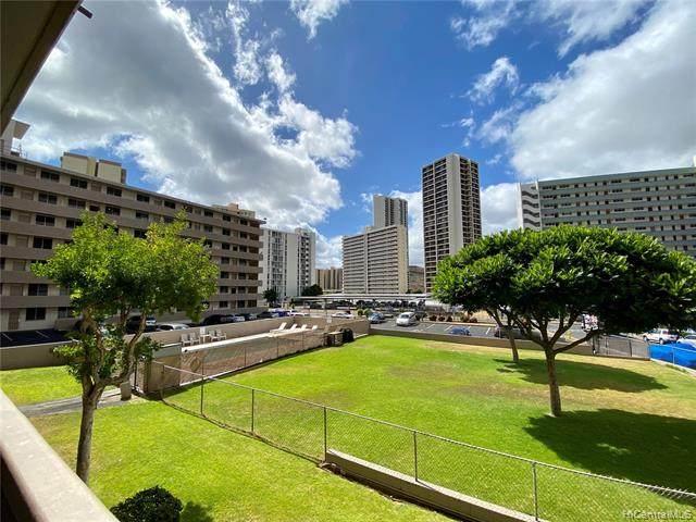 3121 Ala Ilima Street #200, Honolulu, HI 96818 (MLS #202014475) :: The Ihara Team