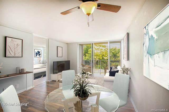 1720 Huna Street B412, Honolulu, HI 96817 (MLS #202014546) :: Elite Pacific Properties