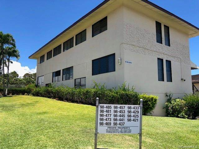 98-477 Kaonohi Street #412, Aiea, HI 96701 (MLS #202015066) :: The Ihara Team