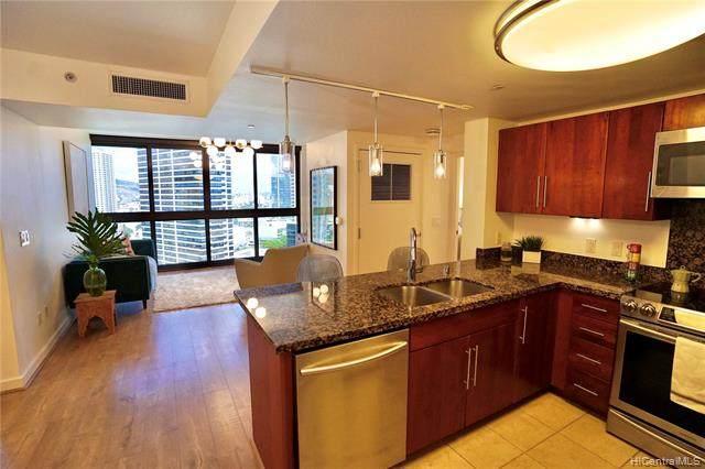 600 Queen Street #2303, Honolulu, HI 96813 (MLS #202015073) :: Elite Pacific Properties