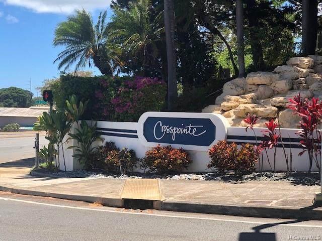 393 Mananai Place 42D, Honolulu, HI 96818 (MLS #202015081) :: Barnes Hawaii