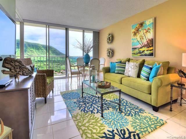 84-740 Kili Drive #1222, Waianae, HI 96792 (MLS #202015272) :: Elite Pacific Properties