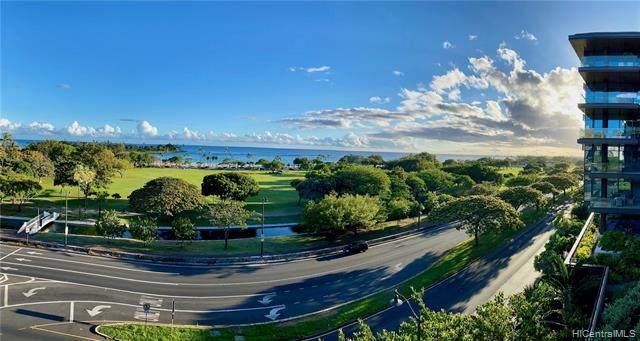 1388 Ala Moana Boulevard #6501, Honolulu, HI 96814 (MLS #202015304) :: Corcoran Pacific Properties