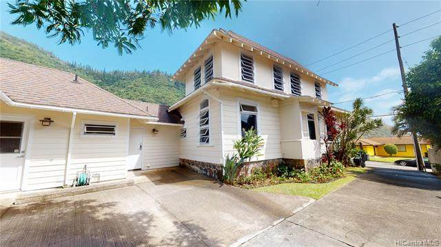 3054 Puhala Rise Rise, Honolulu, HI 96822 (MLS #202015313) :: Barnes Hawaii