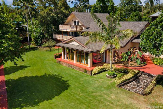 59-555 Hoalike Road, Haleiwa, HI 96712 (MLS #202015433) :: The Ihara Team