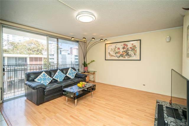 933 Kaheka Street A408, Honolulu, HI 96814 (MLS #202015552) :: Elite Pacific Properties