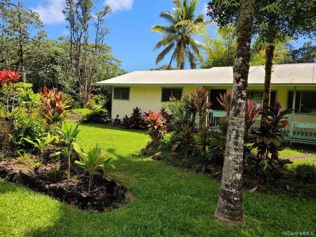15-2773 Heepali Street, Pahoa, HI 96778 (MLS #202015624) :: Barnes Hawaii