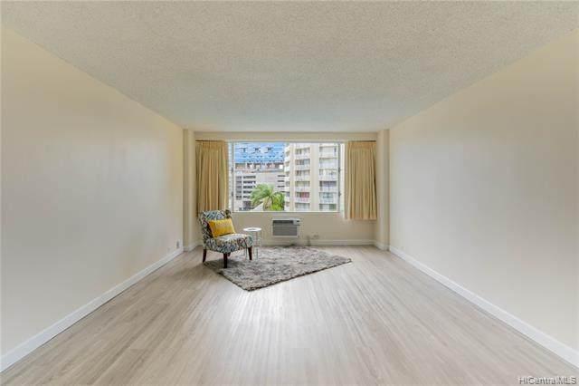 747 Amana Street #503, Honolulu, HI 96814 (MLS #202017103) :: Elite Pacific Properties