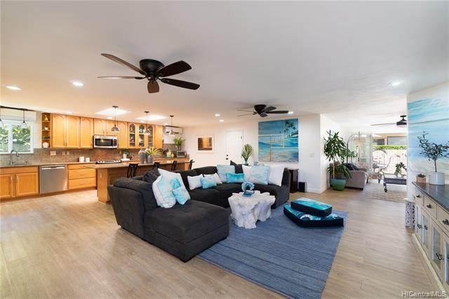 1377 Akiahala Place, Kailua, HI 96734 (MLS #202017106) :: Barnes Hawaii