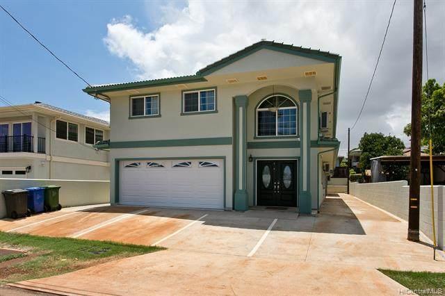 744 22nd Avenue, Honolulu, HI 96816 (MLS #202017192) :: Elite Pacific Properties