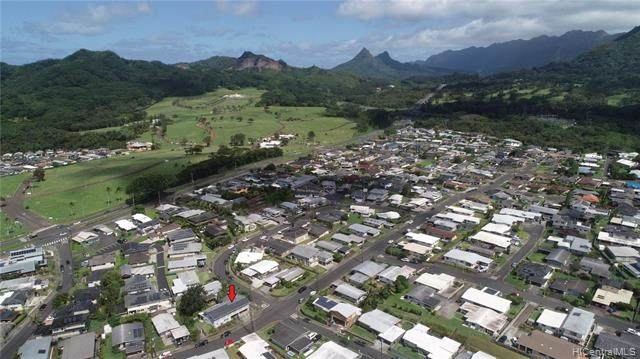 45-443 Keikikane Loop, Kaneohe, HI 96744 (MLS #202017278) :: Team Lally