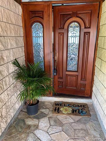 91-321 Pupu Place, Ewa Beach, HI 96706 (MLS #202017292) :: Corcoran Pacific Properties