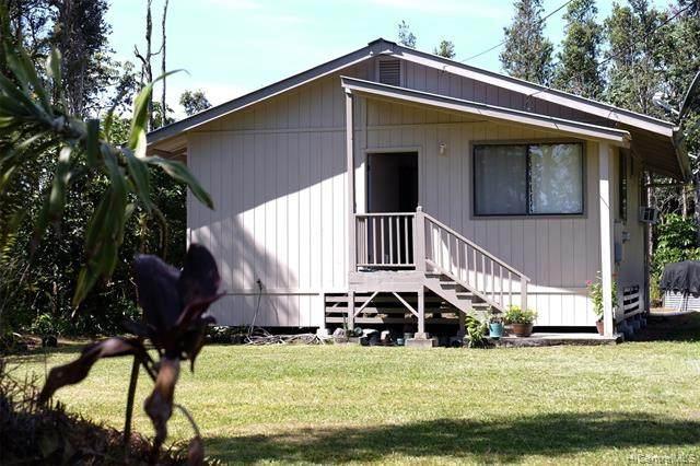 Address Not Published, Keaau, HI 96749 (MLS #202017549) :: LUVA Real Estate
