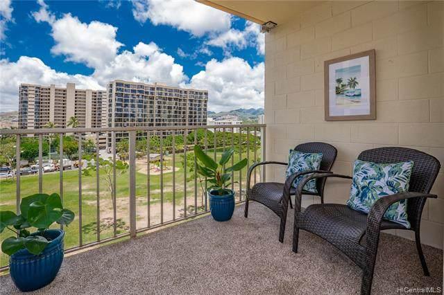 3230 Ala Ilima Street #501, Honolulu, HI 96818 (MLS #202018026) :: Elite Pacific Properties