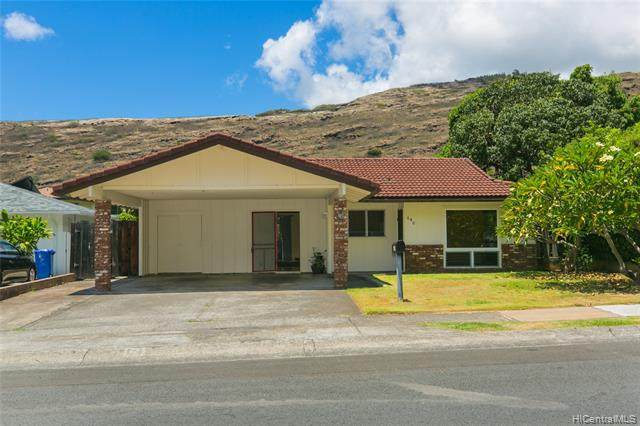 640 Hahaione Street, Honolulu, HI 96825 (MLS #202018287) :: Corcoran Pacific Properties