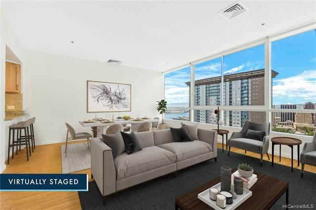 876 Curtis Street #4007, Honolulu, HI 96813 (MLS #202018764) :: Elite Pacific Properties