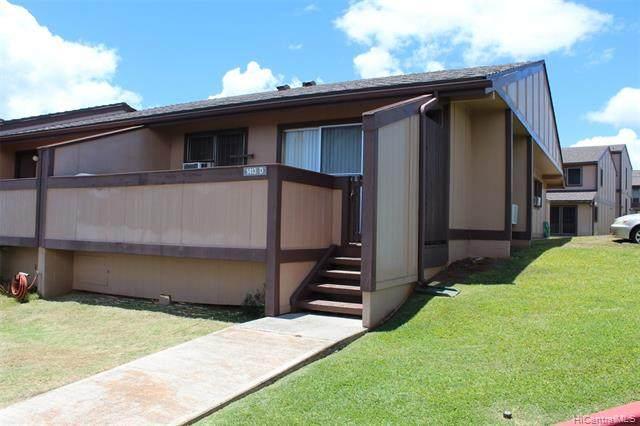98-1413 Kaahumanu Street D, Aiea, HI 96701 (MLS #202020315) :: LUVA Real Estate