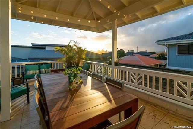 3503 Trousseau Street, Honolulu, HI 96815 (MLS #202020453) :: Corcoran Pacific Properties