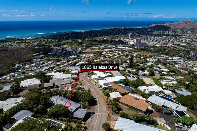1865 Halekoa Drive, Honolulu, HI 96821 (MLS #202020607) :: Team Lally