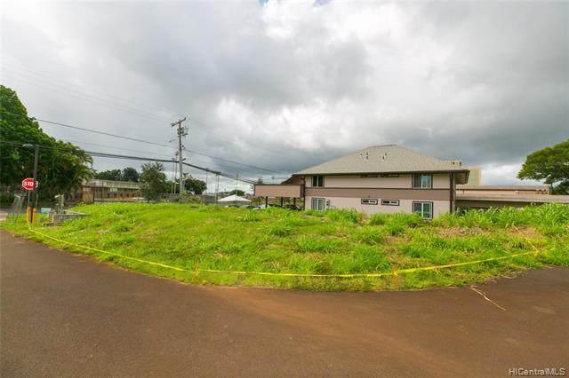1106 Kilani Avenue #9, Wahiawa, HI 96786 (MLS #202020689) :: Island Life Homes