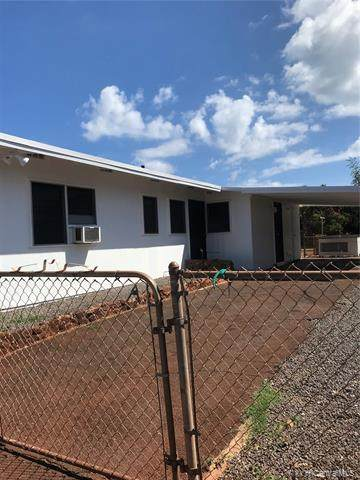 91-944 Ahona Street, Ewa Beach, HI 96706 (MLS #202021817) :: Barnes Hawaii