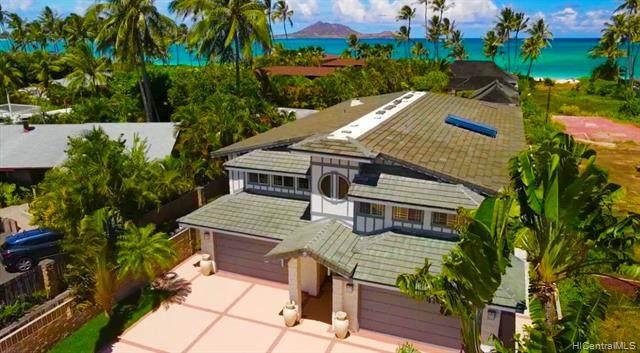 120 S Kalaheo Avenue, Kailua, HI 96734 (MLS #202021867) :: Corcoran Pacific Properties