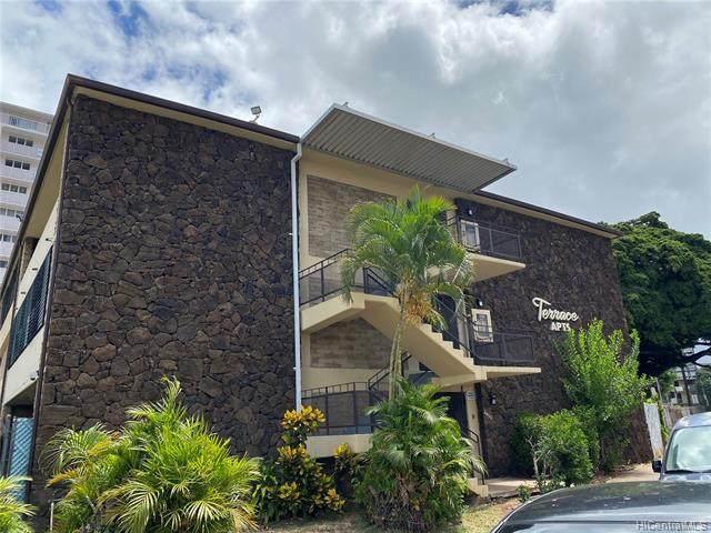 2450 Date Street #12, Honolulu, HI 96826 (MLS #202022058) :: The Ihara Team