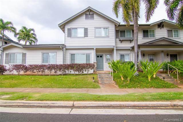 91-1061 Kaileolea Drive 2C2, Ewa Beach, HI 96706 (MLS #202023393) :: Island Life Homes