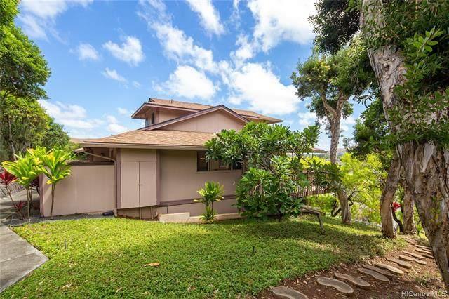 1237-D Akipohe Street 4D, Kailua, HI 96734 (MLS #202023811) :: Team Lally