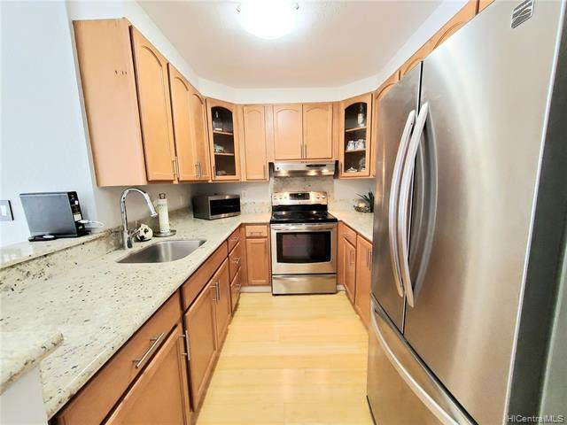 456 Mananai Place 10E, Honolulu, HI 96818 (MLS #202023882) :: Corcoran Pacific Properties