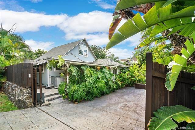 59-589 Ke Iki Road, Haleiwa, HI 96712 (MLS #202024225) :: Corcoran Pacific Properties
