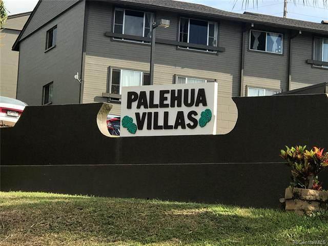 92-1120 Panana Street #311, Kapolei, HI 96707 (MLS #202024264) :: LUVA Real Estate