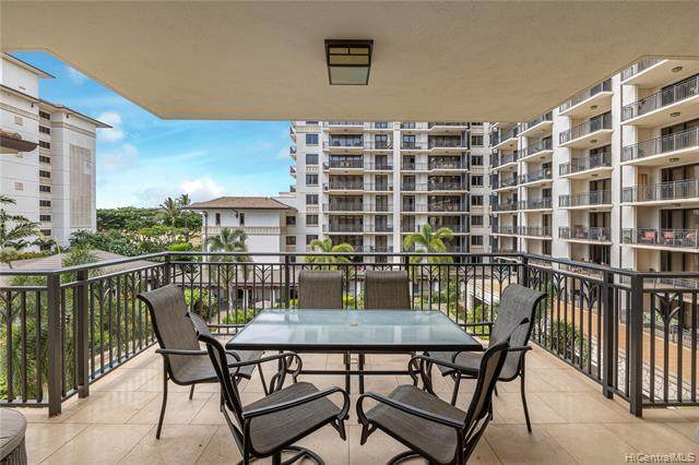 92-104 Waialii Place O-424, Kapolei, HI 96707 (MLS #202024446) :: Team Lally