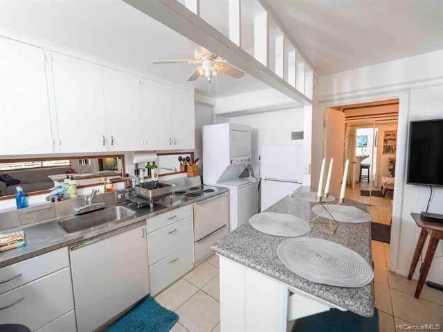 410 Nahua Street #212, Honolulu, HI 96816 (MLS #202024679) :: Island Life Homes