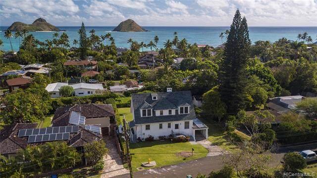 1448 Mokolea Drive, Kailua, HI 96734 (MLS #202024880) :: Barnes Hawaii