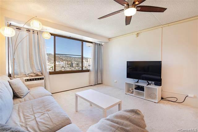 2333 Kapiolani Boulevard #1401, Honolulu, HI 96826 (MLS #202025001) :: Island Life Homes