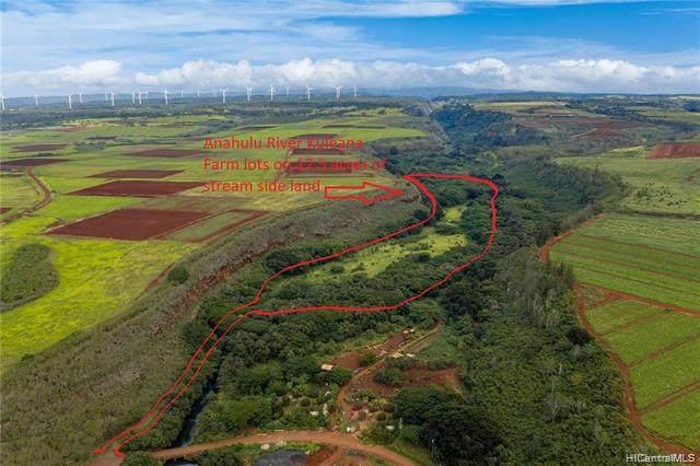 0000 Kamehameha Highway Lot 35, Haleiwa, HI 96712 (MLS #202025171) :: Weaver Hawaii | Keller Williams Honolulu