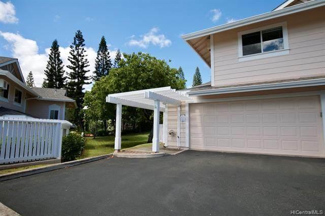 94-819 Lumiauau Street B-101, Waipahu, HI 96797 (MLS #202025307) :: Corcoran Pacific Properties