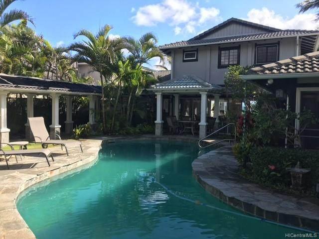 11 Namala Place, Kailua, HI 96734 (MLS #202025318) :: Corcoran Pacific Properties