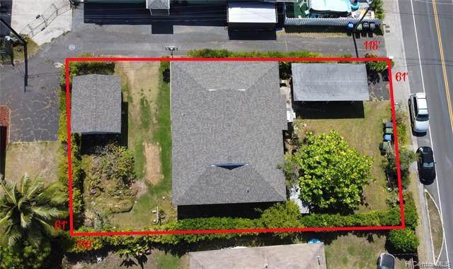 240 Kihapai Street, Kailua, HI 96734 (MLS #202025523) :: Island Life Homes