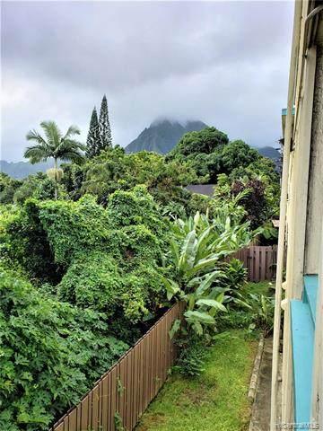 46-232 Kahuhipa Street A206, Kaneohe, HI 96744 (MLS #202026672) :: Island Life Homes