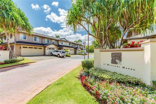 95-963 Ukuwai Street #3802, Mililani, HI 96789 (MLS #202026920) :: Barnes Hawaii