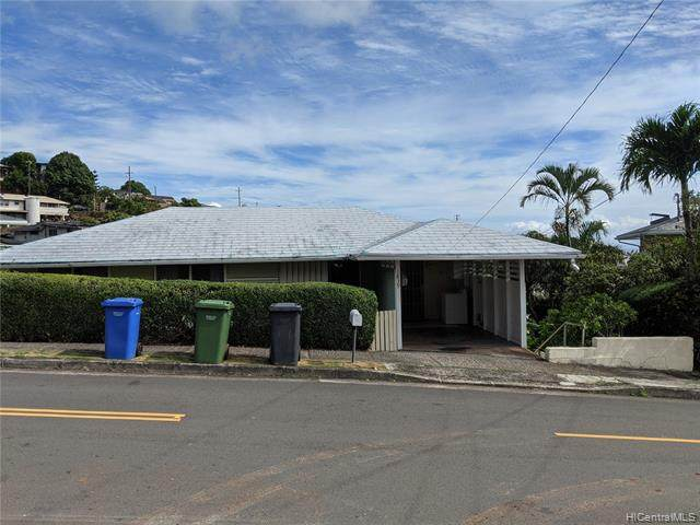 1839 Bertram Street, Honolulu, HI 96816 (MLS #202027018) :: LUVA Real Estate
