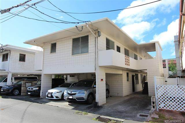 427 Liliha Court Lane, Honolulu, HI 96817 (MLS #202027276) :: Team Lally