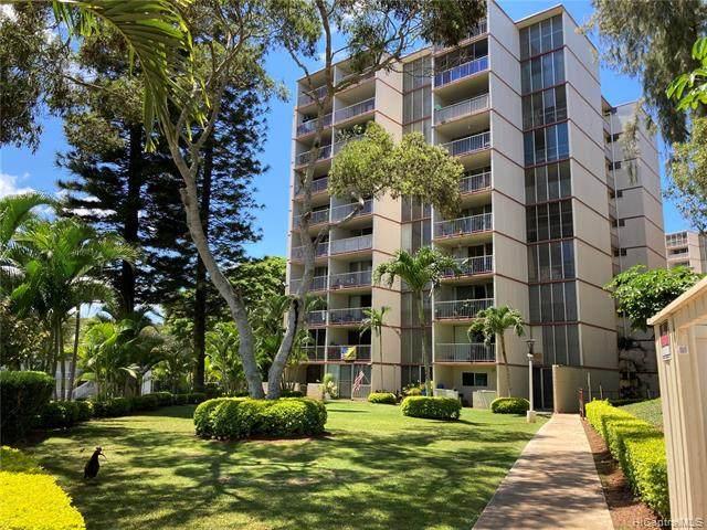 95-020 Waihonu Street C705, Mililani, HI 96789 (MLS #202027625) :: Keller Williams Honolulu