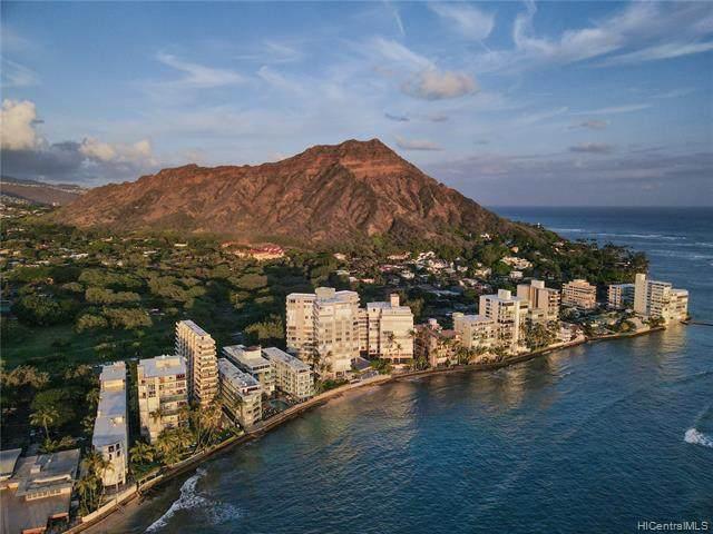 2957 Kalakaua Avenue #415, Honolulu, HI 96815 (MLS #202027664) :: Barnes Hawaii